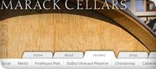 Tamarack Cellars Site