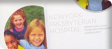 New York Presbyterian Hospital Gala